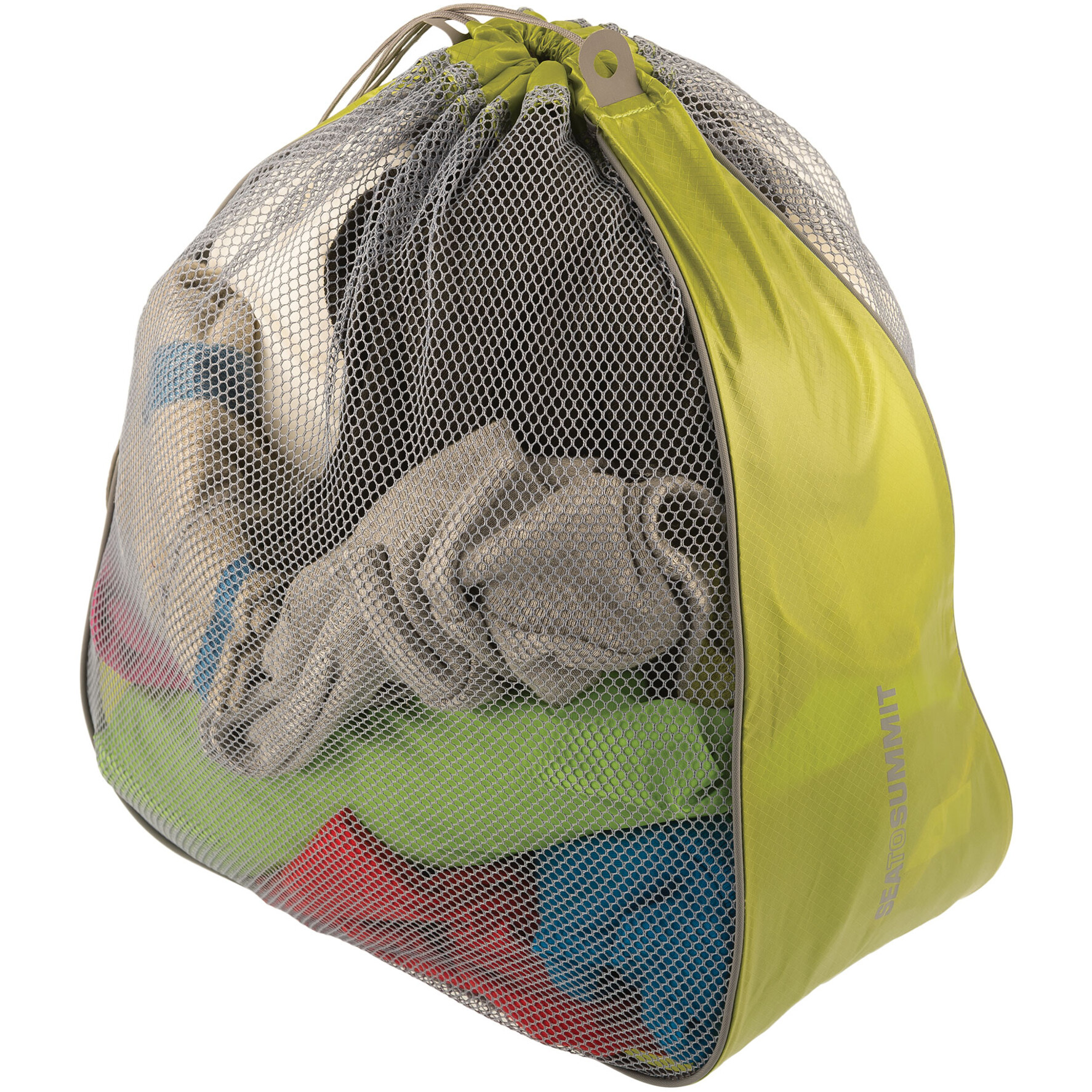 Sea To Summit Laundry Bag Lime Grey L Online Outdoor Shop